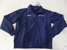 0675 Fipav Size S Asics Jacket Volleyball Sailor Jacket Nylon