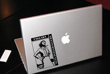 ATLAS SHRUGGED DAGNY TAGGART MACBOOK CAR TABLET ART VINYL DECAL