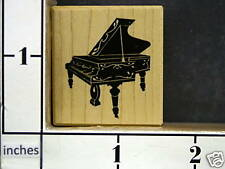 GRAND PIANO NEW PSX RARE RUBBER STAMP C-192