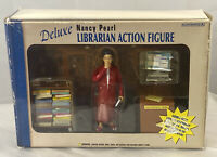 Accoutrements - Deluxe Nancy Pearl Librarian Action Figure -