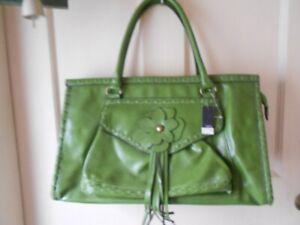 NEXT GREEN BAG,NEW WITH TAG BOHO HANDBAG