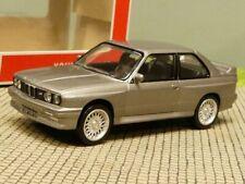 1/43 Norev BMW M3 E30 graumetallic 430201