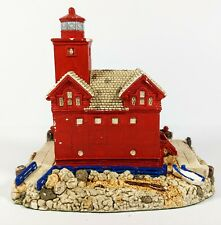 Holland Big Red Michigan #142 Figurine (1994) Harbour Lights 2810/5500