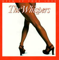 The Whispers - Open up your love (CD-Album UNIDISC AGEK 2103) TOP ZUSTAND