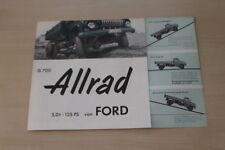 179007) Ford G 700 Allrad Prospekt 1956