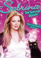 Sabrina the Teenage Witch: The Complete Series (24 Disc) DVD NEW