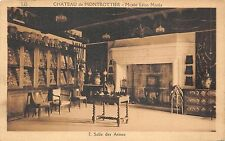 BF4176 chateau de montrottier musee leon mares sal france