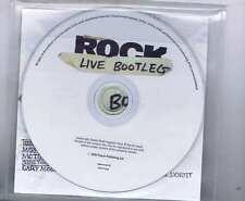 TONY VINCENT / MUSE / DEEP PURPLE + Live Bootleg CLASSIC ROCK CD 2002