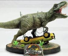 Jurassic Park T Rex Resin Model Figure Unassembled and Unpainted (64mm Approx)