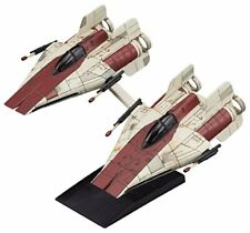Vehicle model 010 Star Wars A-wing Starfighter Plastic