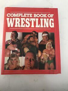 Complete Book Of Wrestling Hulk Hogan Macho Man And More Rare