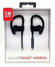 Genuine BEATS BY DR DRE Powerbeats 3 Wireless Headphones Earphones Headset Black