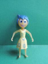 Vice-Versa Joie figurine articulée jaune PVC Inside Out figure Joy Disney Tomy