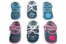 Cotton Blend Buckle Baby Shoes