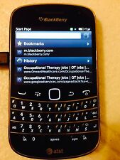 Beautiful Phone Blackberry Bold Touch Phone Works Perfectly (Used)