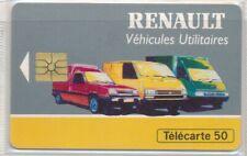 Télécarte Privée Publique EN724 RENAULT ref TPN516