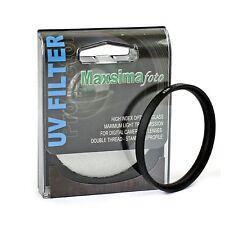Maxsimafoto 77mm UV filter protector fits Fuji 16-55mm f2.8 R LM WR Fujinon Lens
