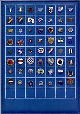 56 pin badge anstecknadel SWEDEN football clubs AIK MALME Elfsborg IFK Kalmar...