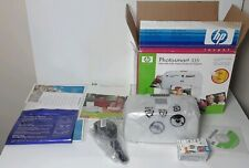 HP Photosmart 335 Digital GoGo Photo Inkjet Printer - NEW Opened Box