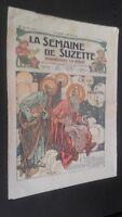 Revista Dibujada La Semana De Suzette que Aparecen El Jueves 1931 N º 5 ABE