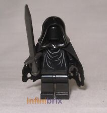 Lego Custom Ringwraith with Tattered Cape for Lord of the Rings BRAND NEW cus107