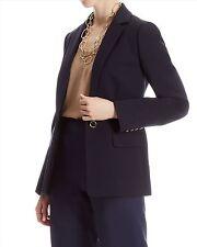 Jaeger Button Wool Coats & Jackets Blazer for Women