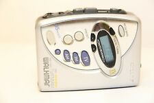 SONY Walkman TV•FM•AM Stereo Digital Radio Tuner Tape Cassette Player WM-FX467