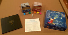 Vintage  1986 Trivial Pursuit Featuring Magic of Disney- Famiy Edition Free Ship
