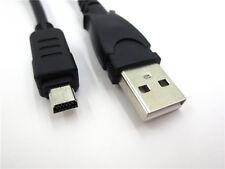 USB Kabel Datenkabel Ladekabel für Olympus FE-200 / FE-4030 / FE-404 Kamera