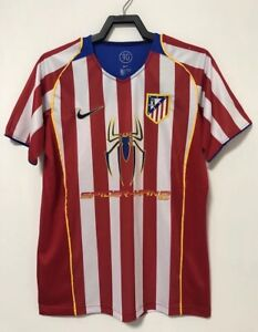 Shirt Only Atletico Madrid Memorabilia Football Shirts Spanish Clubs For Sale Ebay