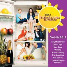 Surtout SAT 1 petit-déjeuner télévision-Les Hits 2012 - 2cd-Neuve, comme neuf