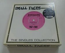 SMALL FACES The Singles Collection 1967-1969 limited 6-CD box set numbered #0062