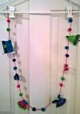 candy colored christmas elf garland 4' decoration