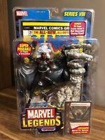 Marvel Legends Storm X-Men Series VIII New MOC ToyBiz Sealed