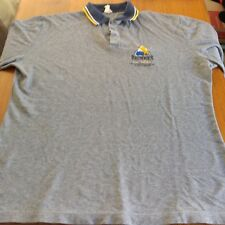 ACT Rugby Brumbies Polo T Shirt Size 28