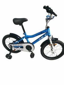 Bicycle For Child Terfox TBB02 16'' Blue Bike Children
