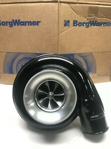 NEW!! GENUINE!! BorgWarner S480 S400SX3 W/ BILLET 7 Blade 80mm T-4 Turbo