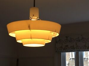 Mid Century Modern Retro Ceiling Pendant Light