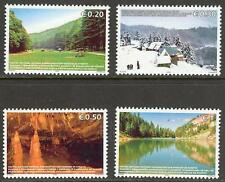 Kosovo 2006 Landscapes Tourist Attractions set of 4 MNH**