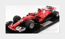 Ferrari F1 SF70H #5 Winner Monaco Gp 2017 S.Vettel LOOKSMART 1:18 LS18F109