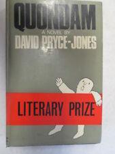 Good - Quondam - Pryce-Jones, David 1965-01-01   Weidenfeld & Nicolson