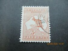 Kangaroo Stamps: 1st Watermark CTO  - Great Item   (n61)