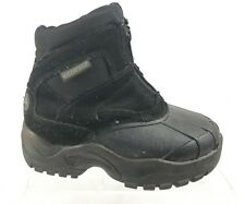 Ozark Trail Thinsulate Boys Size 2 Eagle 10 Lace Up Waterproof Hiking Boots