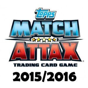 2015-16 Topps Premier League Match Attax - LEICESTER CITY