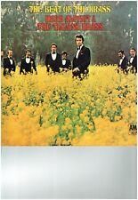 HERB ALPERT & THE TIJUANA BRASS LP ALBUM THE BEAT OF THE BRASS