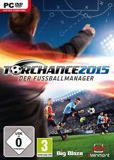 Torchance 2015 - Fussball Manager (PC Nur der Steam Key Download Code) Keine DVD