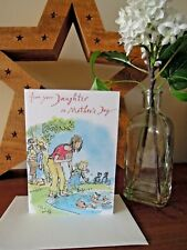 Quentin Blake Happy Mother's Day Card Mum Mam Daughter Mummy Mother Feed Ducks