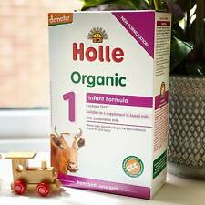 Holle Organic Infant Formula 1 Milk - 400g
