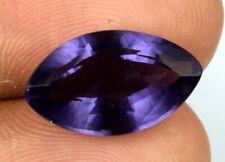 Natural Marquise 7.45 Ct Copper Paraiba Purple Tourmaline Gems Certified V9702