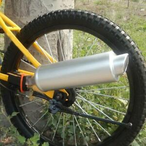 Bicycle Turbo Motorcycle Sound Exhaust Pipes Cars Bikes Kids Toys 6 Wild Sounds